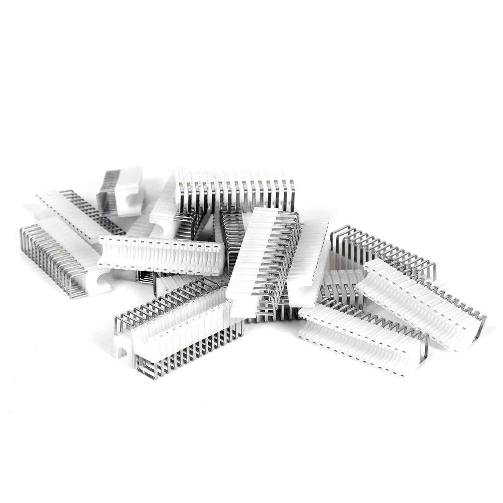 Arrow 031031 591168 Bo/îte de 300 Agrafes isolantes 6 x 6 mm pour Agrafeuse T59