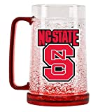 Duck House NCAA North Carolina State Wolfpack 16oz Crystal Freezer Mug