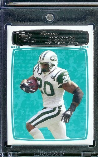 Nfl Thomas Football Jones (2008 Topps Rookie Progression # 70 Thomas Jones - New York Jets - NFL Football Trading Cards)