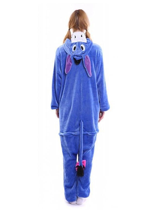 Minetom Unisexo Adulto Animal Unicornio Kigurumi Pijamas Anime Ropa De Dormir Carnaval Cosplay Disfraces Trajes Disfraz De Halloween: Amazon.es: Ropa y ...