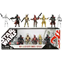 Star Wars: 30th Anniversary Collection - Mandalorians and Clone Troopers Action Figure Multi-Pack