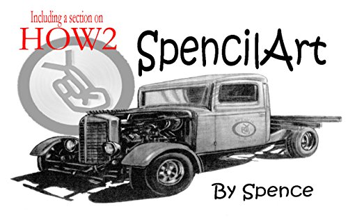 Spencilart Pencil Drawings Of Classic Cars Kindle Edition