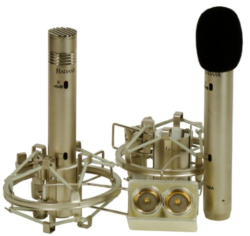 Bad Aax T-14A 2x T02A FET Condenser Microphone Package