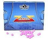 Gen X Global GXG Paintball 0.50 Caliber Foam Reusable Balls, Bag of 500, Pink