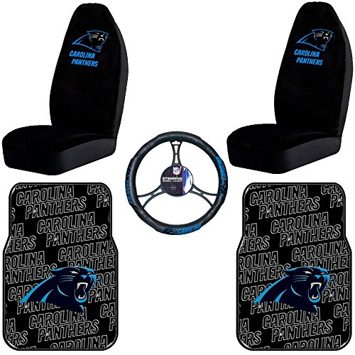 Carolina Panthers Steering Wheel Covers Price Compare
