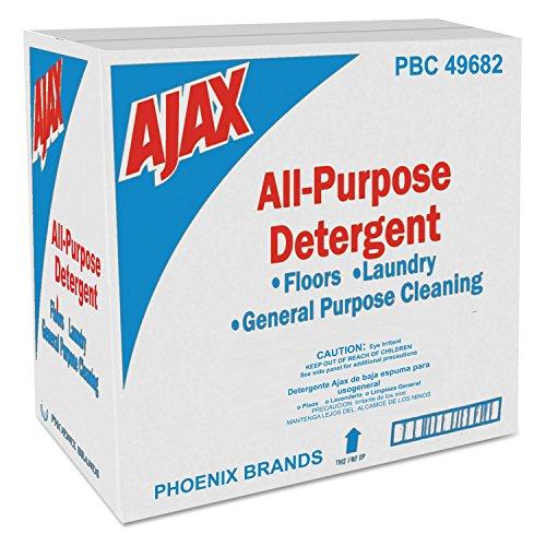 Ajax® Ajax Low-Foam All-Purpose Laundry Detergent, 36lbs, Box (Detergent Low Foam)