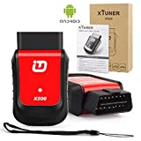 Autool Xtuner X500 Bluetooth Android Universal OBD2 Car Diagnostic Tool for Engine,ABS,Battery,DPF,EPB,Oil,TPMS,IMMO Auto Scanner