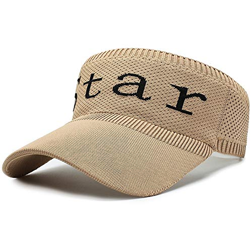 - MJHZQ Unisex Brand Sun Hats Women Spring Sunscreen Bucket Hats Men Letters Solid Color Summer Beach Cap Bronze