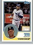 #8: 2018 Topps 1983 Topps #83-68 Derek Jeter NM-MT Yankees