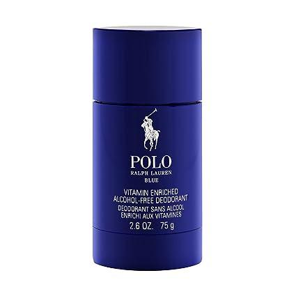 Ralph Lauren - Desodorante Polo Blue: Amazon.es: Belleza