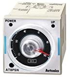 Time Delay Relay, 200 to 240VAC, 3A, DPDT