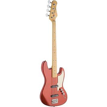 Stagg sbj 50 mrd custom j bass guitar red amazon musical stagg sbj 50 mrd custom j bass guitar red swarovskicordoba Gallery