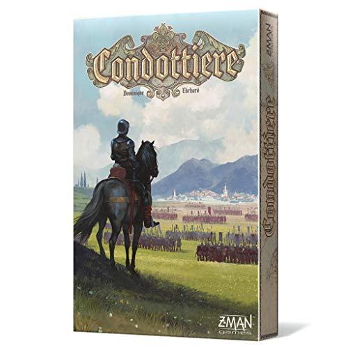 Asmodee Condottiere, Multicolor (ADE0ZM008ES)