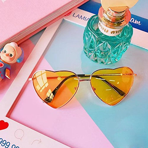 Gafas zhenghao De Gafas En Xue De De Corazon Sol De Sol C9 Moda Forma C1 BpxfaqH