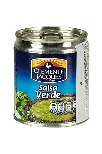 Clemente Jacques Salsa Casera - 210 gr: Amazon.es: Alimentación y bebidas