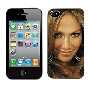 Jennifer Lopez J Lo case fits iphone 4 & 4s cover hard protective 1 for apple i phone by ruishername