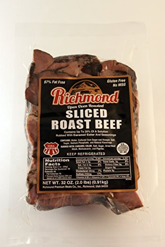 Roast Beef Sliced Ends (Roast Beef)