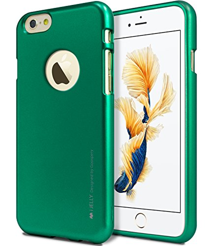 jelly iphone 6 green - 3