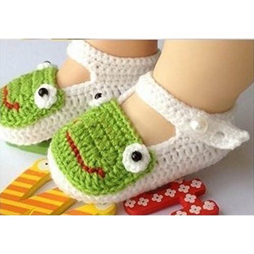 Nouveau Né Chaussettes Crochet Sandales Bébé Knit Tfxwerws OXZiPwkuT