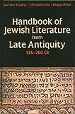 Handbook of Jewish Literature from Late