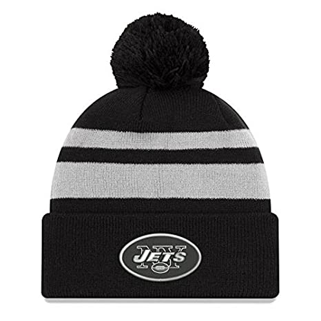 Image Unavailable. Image not available for. Color  New York Jets New Era  Cuffed Knit Hat ... 58c04af2f38
