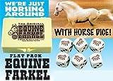 Farkel Flat Pack Equine Horse Dice