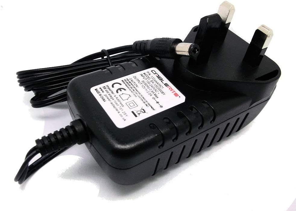 Replacement 12V 2000mA AC-DC Switching Adaptor for FJ-SW1202000B Swann DVR Box