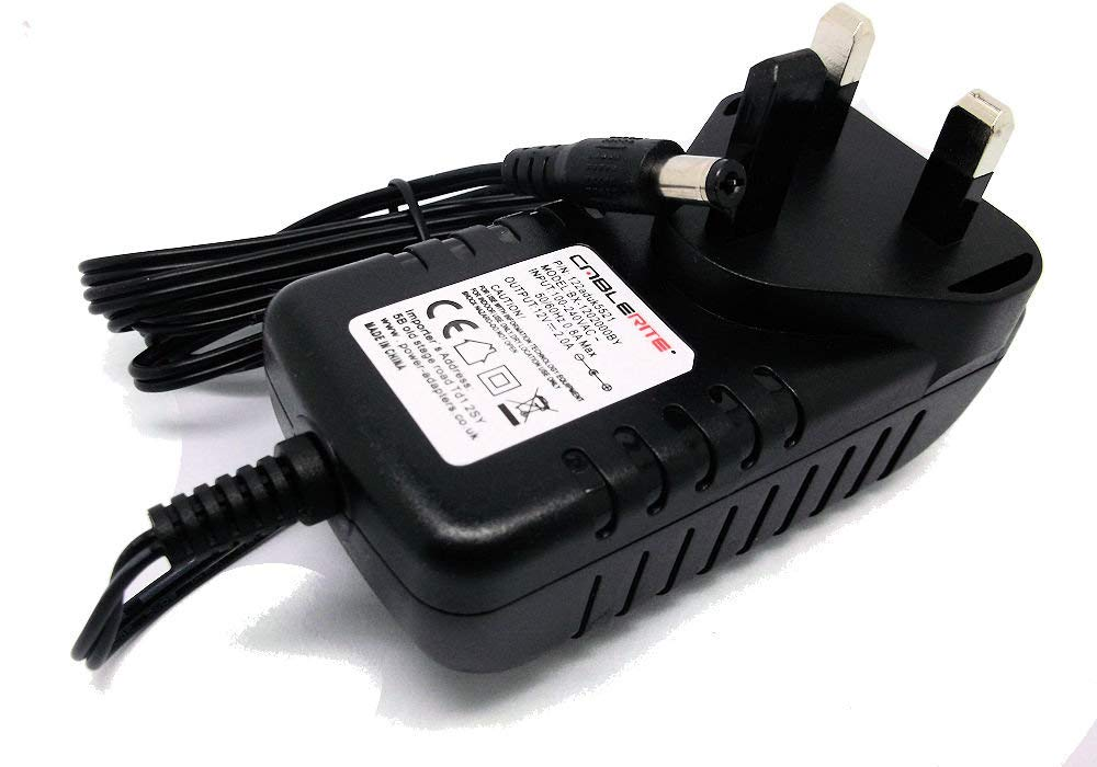 WD WD10000EB035-01 Elements 12v power supply adapter mains uk plug