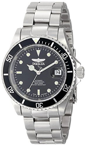 Invicta Men's 9937 Pro Diver Collection Coin-Edge Swiss Automatic - Watch Jewel Swiss