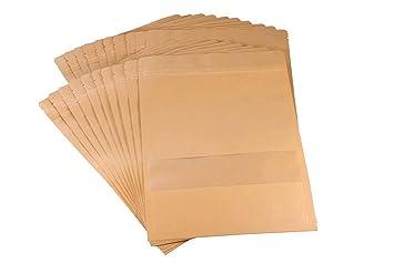 Bolsas ziploc UTRO. Hechas de papel Kraft. Con cierre ...