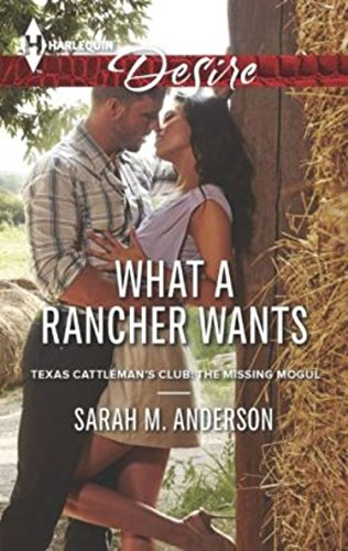 book cover of What a Rancher Wants