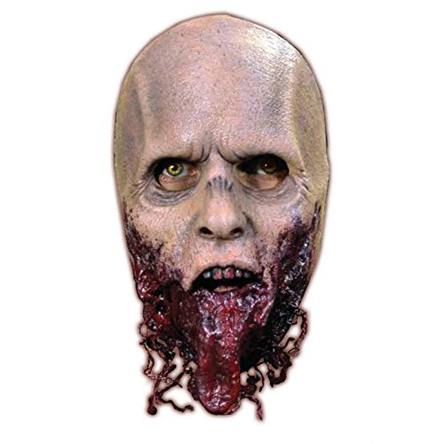 Trick or Treat Studios Men's Walking Dead-Jawless Walker Face Mask, Multi, One Size