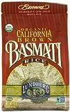 lundberg brown rice - Lundberg Family Farms Organic California Basmati Rice, Brown, 16 Ounce (Pack of 6)