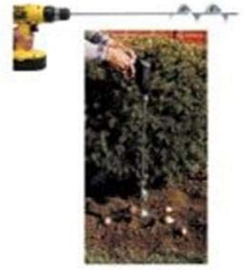 Protech Tool Supply JISJB24 2-3/4in. x 24 po. JISCO ampoule Jardini-re