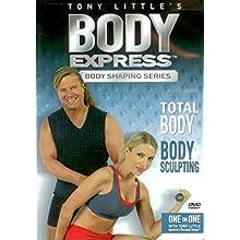 Tony Little's Body Express: Total Body - Body Sculpting (2003)