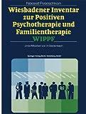 Wiesbadener Inventar Zur Positiven Psychotherapie und Familientherapie WIPPF, Peseschkian, Nossrat, 3642522742