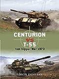 Centurion vs T-55: Yom Kippur War 1973 (Duel)