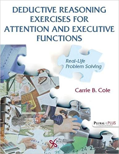 Deductive Reasoning Exercises for Attention and Executive ...