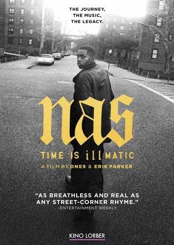DVD : Alicia Keys - Nas: Time Is Illmatic (DVD)