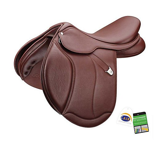 Bates Caprilli Close Contact+ Saddle CAIR 16.5
