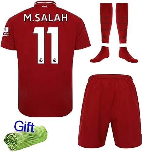 FC FirstClass 2019 - Camiseta de fútbol para niños, Color Rojo ...