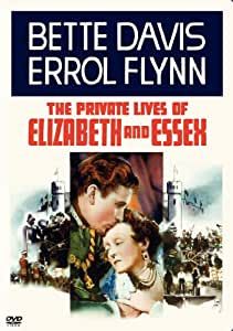 The Private Lives of Elizabeth and Essex [USA] [DVD]