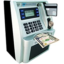 LB Toys Kids Talking ATM Savings Bank for Kids' Gift