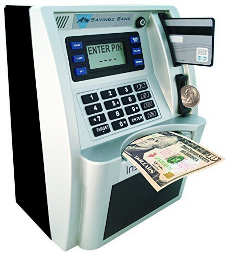 LB Toys Kids Talking ATM Savings Bank for Kids' Gift