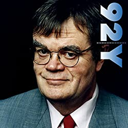 Garrison Keillor at the 92nd Street Y
