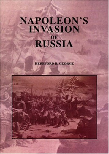 Read Online Napoleon's Invasion of Russia pdf