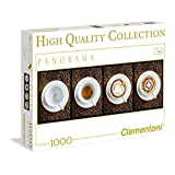 Coffee Panoramic, 1000 Piece Jigsaw Puzzle Made by Clementoni