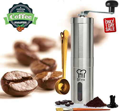 silva-manual-coffee-grinder-set-with-coffee-scoop-brush-and-extra-part-hand-coffee-grinder-l-manual-