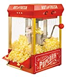 Kitchen & Housewares : Nostalgia KPM200 2.5-Ounce Kettle Popcorn Maker