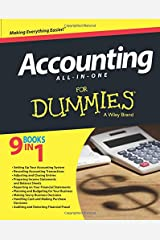 Accounting All-in-One For Dummies (For Dummies Series) Paperback